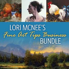 How to Make Your Own Inexpensive Small Painting Panels - The Art and Fine Art Tips with Lori McNee
