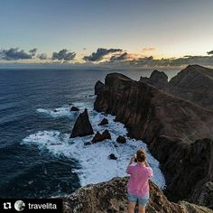#Repost @travelita with @repostapp  Follow back for travel inspiration and tag your post with #talestreet to get featured.  Join our community of travelers and share your travel experiences with fellow travelers atHttp://talestreet.com  Timehop: that morning @ Ponta da Sao Lourenço #wildandfree  I was caught gramming by @stiuvou_thun #travel #travelbug #travelous #traveling #travelogue #travelography #traveladdict #travellove #travelawesome #travelworld #explore #exploreworld #explorer…