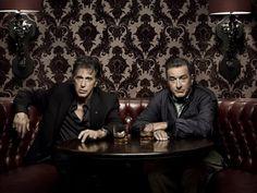 Al Pacino, Robert De Niro & a SCOTCH