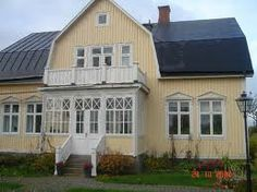 Swedish Style, Swedish House, This Old House, Mansard Roof, Roof Detail, Dutch Colonial, Home Fashion, Scandinavian Design, Old Houses