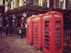 London Europe, London