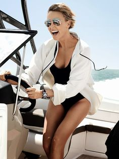 Charlize Theron by Mario Testino for Vogue US June 2014