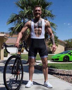 Conor Mcgregor, Fast Program, To Reach, Conditioner, Sporty, Camping, Animals, Statue, Instagram