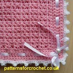 Free crochet pattern website