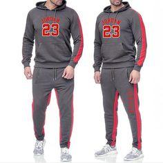 Jordan 10, Mens Tracksuit Set, Plus Size Joggers, Fitness Hose, Men's Fitness, Track Suit Men, Casual Suit, Sport Pants, Herren T Shirt