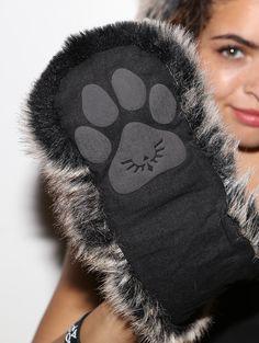 Spirit hood :: ADULTS :: Women's Full Hoods :: Grey Wolf WANT SO BAD!!! BDAY PRESENT!!!