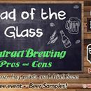 This event is tomorrow.   Free samples, enthralling conversations, and craft beer swag for sale!  Swing by and see our space!