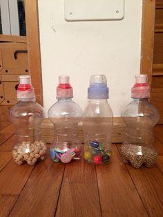 Bottiglie sonore