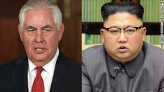 Image result for White House reins in Tillerson's offer to start North Korea talks