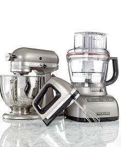 For the kitchen #KitchenAid #Electrics #Architect #macys BUY NOW!