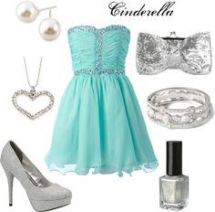Disney Princess Cinderella outfit