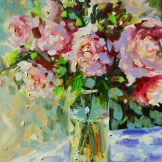 Artist Canvas, Artist Painting, Rose Art, Picasso, Painting Inspiration, Flower Art, Original Paintings, Art Prints, Artwork