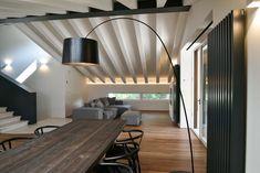 Ristrutturazione di un sottotetto casa in collina, San Zenone degli Ezzelini, claude petarlin