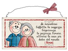 Targhetta nonni