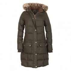 Peninsular Down Jacket, £329.95, by Barbour