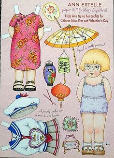 MARY-ENGELBREIT-Paper-Doll-Ann-Estelle-Feb-March-2003-Uncut