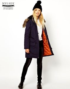 Buy Fred Perry Snorkal Parka at ASOS. With free delivery and return options (Ts&Cs apply), online shopping has never been so easy. Get the latest trends with ASOS now. Fred Perry, Parka, Asos Online Shopping, Winter Wardrobe, Latest Fashion Clothes, Women Wear, Winter Jackets, Coat, Stuff To Buy