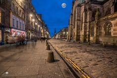 A walk in Edinburgh will convice you that it's one the most beautiful towns that you have ever been.