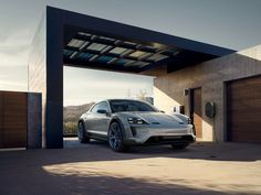 """MUST SEE NEW """"{2018 Porsche Mission E Cross Turismo}""""  Concept Release Date, Price, News, Reviews"""