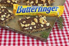 Crackle Bark: A holiday cookie inspired by Butterfinger candy bars