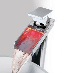 Bathroom Waterfall Taps Modern Ideas Bath Shower Mixer