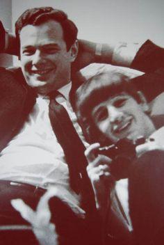 Ringo and Brian