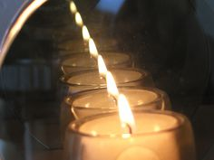 Tealights - candles Photo
