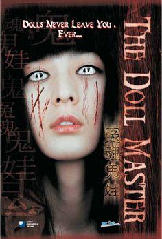 scary movie dolls   Asian Horror Movies Doll Master