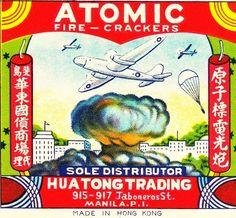 Atomic Firecracker
