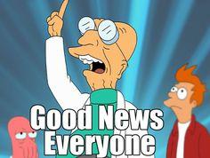Good News, Everyone! Futurama kehrt als iOS-Mobile-Game zurück - https://apfeleimer.de/2015/11/good-news-everyone-futurama-kehrt-als-ios-mobile-game-zurueck - Die Zeichentrickserie Futurama aus der Hand von Simpsons Erfinder Matt Groening erlebt ein Revival. Und zwar nicht in Form einer weiteren Season, wie viele Fans hofften, sondern als Mobile-Game. Das wollen zumindest die Kollegen von engadget herausgefunden haben. Futurama: Return of the...