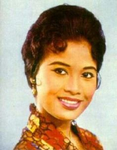 Roseyatimah ~ Malay Film Actress, married to Mustafa Maarof
