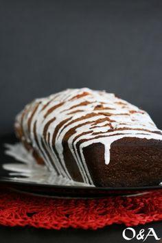 Ricetta plumcake glassato