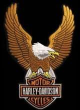 Harley Davidson Logo | Harley Davidson Logo Graphics, Pictures, & Images for Myspace Layouts