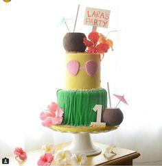 J Hawaii Cake, Party, Desserts, Food, Meet, Food Cakes, Tailgate Desserts, Deserts, Essen