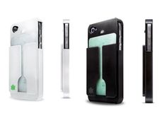 TRTL BOT Eco-Functional iPhone 4/4S case