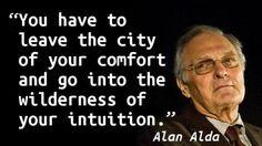 Alan Alda - Intuition
