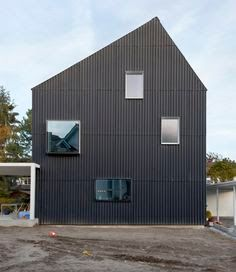 house with cladding - Google Search