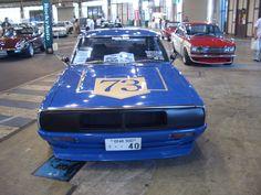 ナゴヤノスタルジックカーショー Nagoya nostalgic car show 2007 Rockyauto nissan skyline kenmeri full works