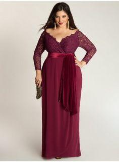 Igigi Anastasia Dress Plus Size Gowns Formal 0ac2e84d4