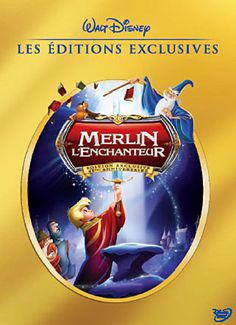 Merlin l'enchanteur - Edition standard