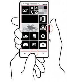 How To Take Screenshot - Nokia Lumia Icon. #nokia #lumiaicon