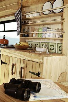 Camper van hire - Cornwall - Constance - Quirky Campers