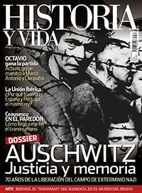 HISTORIA Y VIDA nº 562 (xaneiro 2015)