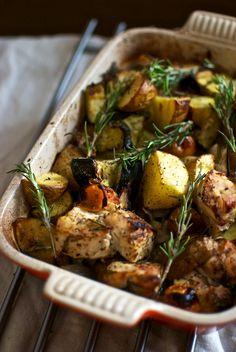 pollo al horno con verduras3
