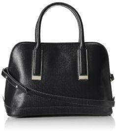 Ivanka Trump Amanda Dome Satchel Top Handle Bag