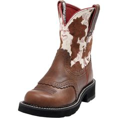 Ariat Fatbaby Saddle Boots