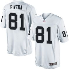 mychal rivera raiders jersey
