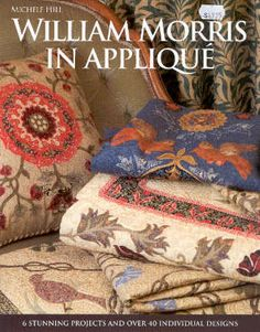 William Morris Patchwork & Applique Book