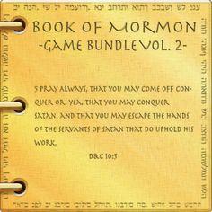 Im so glad Im Mormon -  LDS Game Bundle Vol. 2 / http://mormonfavorites.com/lds-game-bundle-vol-2/