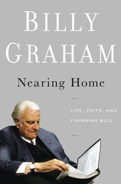 Billy Graham's Nearing Home was named 2012 Christian Book of the Year Winner!  by ECPA
